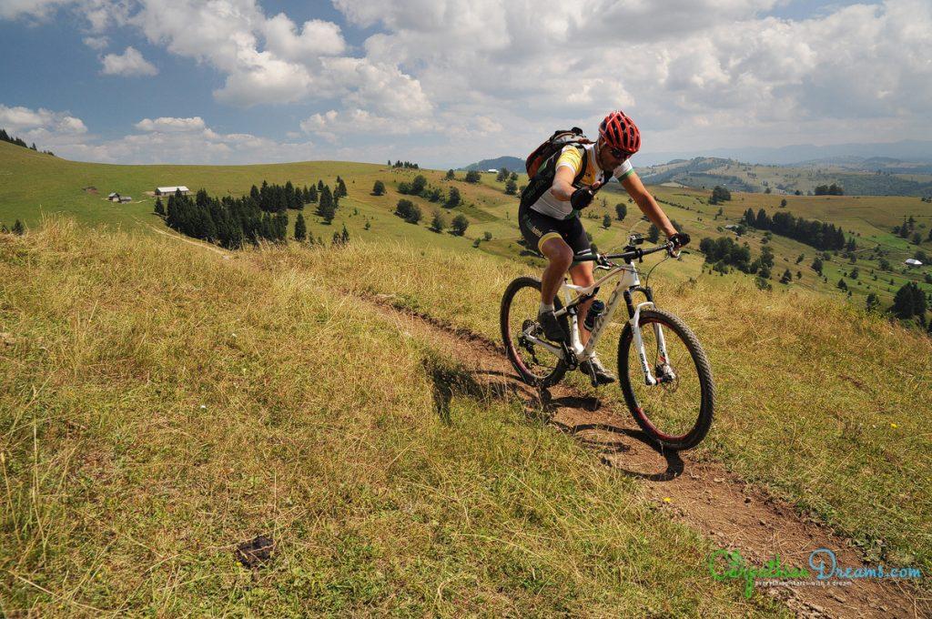 vacaciones bicicleta de montaña en los Cárpatos La secta mtb
