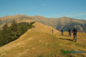 5.Riding the Rodna Mountains National Park
