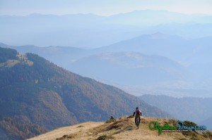 6.Mounatinbiking in the Carpathians