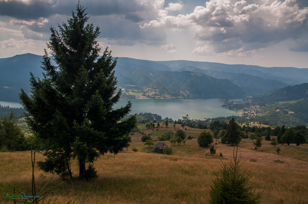 mountain bikein eastern europe