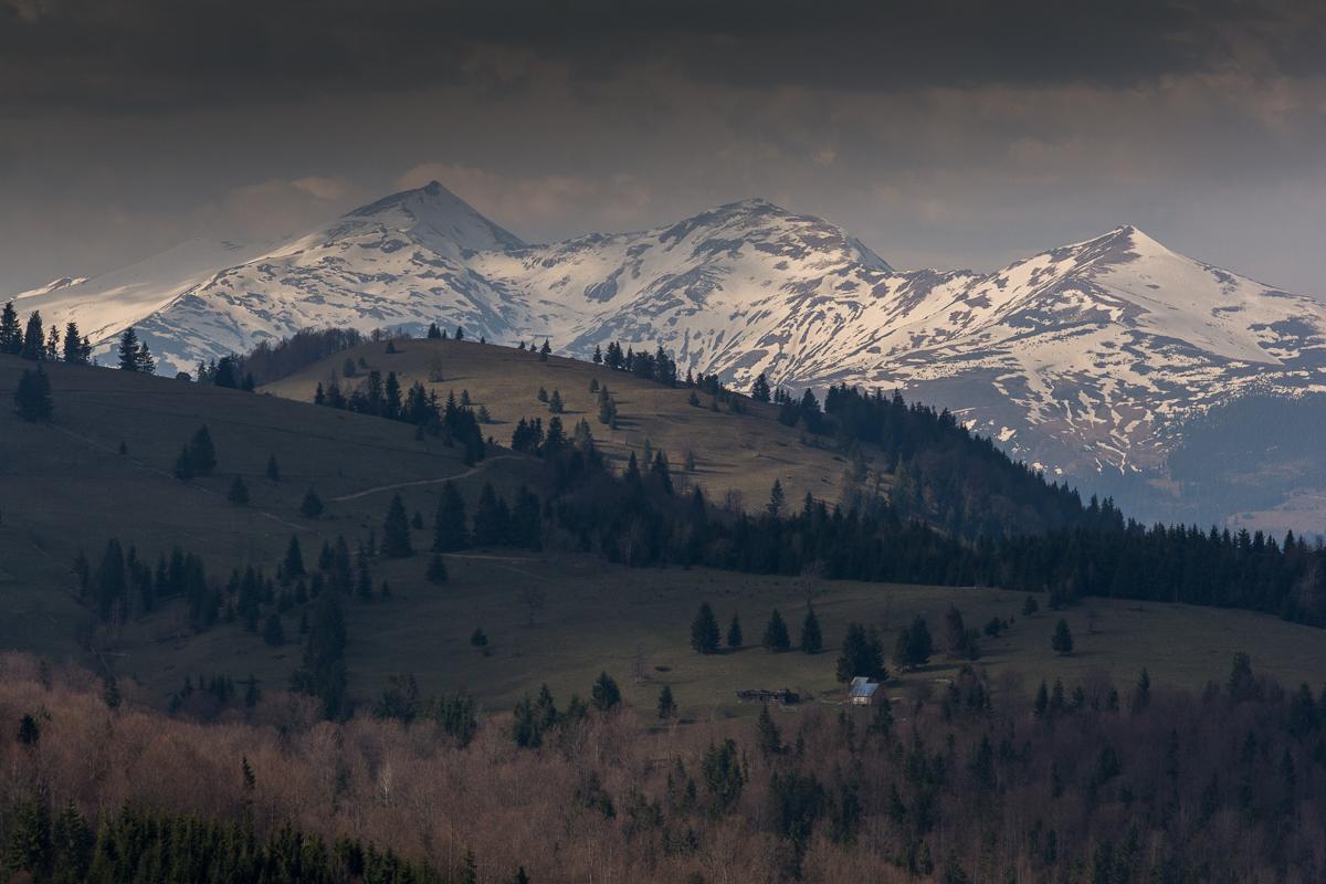 Charming Carpathians