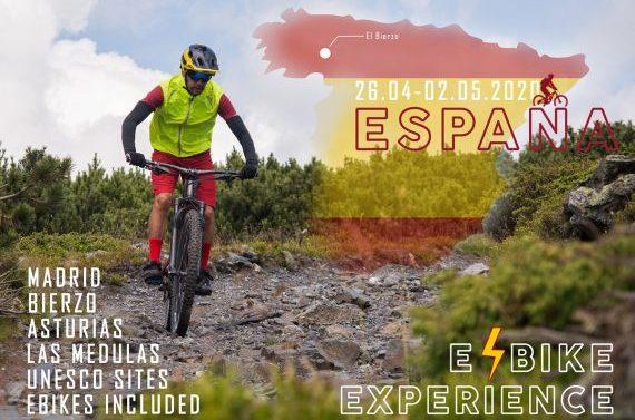 Espana Ebike Experience